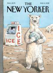 The New Yorker Magazine Subscription March 8th, 2021 Issue
