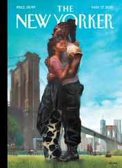 The New Yorker Magazine Subscription May 17th, 2021 Issue