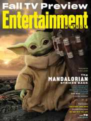 Entertainment Weekly Magazine Subscription October 1st, 2020 Issue