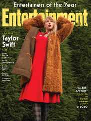 Entertainment Weekly Magazine Subscription January 1st, 2021 Issue