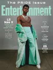 Entertainment Weekly Magazine Subscription June 1st, 2021 Issue
