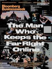 Bloomberg BusinessWeek Magazine Subscription April 19th, 2021 Issue