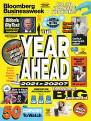Bloomberg BusinessWeek Magazine Subscription January 25th, 2021 Issue