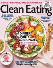 Clean Eating Magazine Subscription November 1st, 2020 Issue