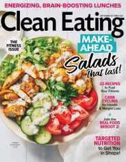 Clean Eating Magazine Subscription September 1st, 2020 Issue