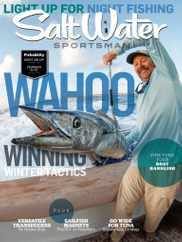 Salt Water Sportsman Magazine Subscription November 1st, 2020 Issue