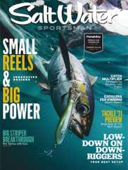 Salt Water Sportsman Magazine Subscription October 1st, 2020 Issue