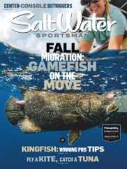 Salt Water Sportsman Magazine Subscription August 1st, 2021 Issue