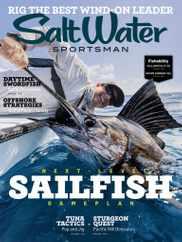 Saltwater Sportsman Magazine Subscription December 1st, 2021 Issue