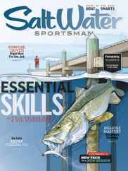 Salt Water Sportsman Magazine Subscription February 1st, 2021 Issue