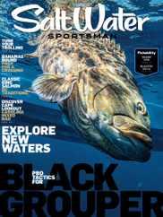 Salt Water Sportsman Magazine Subscription June 1st, 2021 Issue