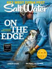 Salt Water Sportsman Magazine Subscription March 1st, 2021 Issue
