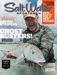 Salt Water Sportsman Magazine Subscription May 1st, 2021 Issue