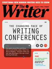 The Writer Magazine Subscription November 1st, 2020 Issue