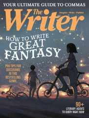 The Writer Magazine Subscription April 1st, 2021 Issue