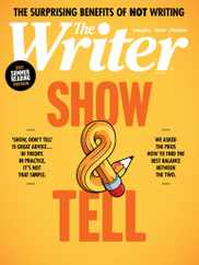 The Writer Magazine Subscription July 1st, 2021 Issue
