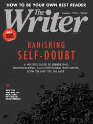 The Writer Magazine Subscription June 1st, 2021 Issue