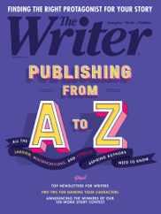 The Writer Magazine Subscription September 1st, 2021 Issue