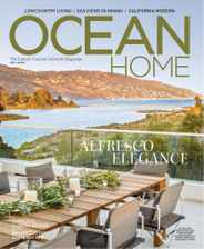 Ocean Home Magazine Subscription April 1st, 2021 Issue