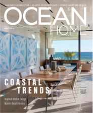 Ocean Home Magazine Subscription February 1st, 2021 Issue