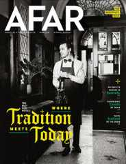 Afar Magazine Subscription May 1st, 2020 Issue