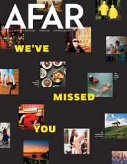 Afar Magazine Subscription May 1st, 2021 Issue