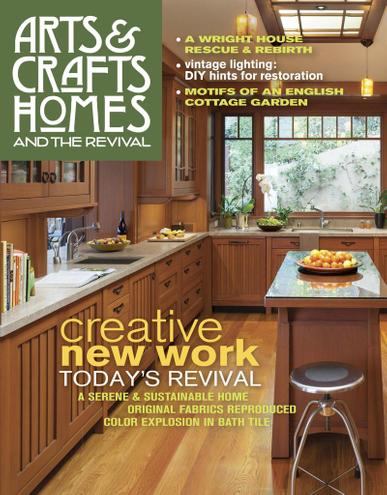 Arts & Crafts Homes