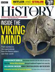 Bbc History Magazine Subscription December 1st, 2020 Issue