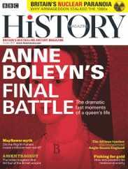 BBC History Magazine Subscription October 1st, 2020 Issue