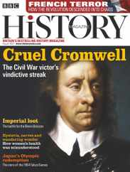 BBC History Magazine Subscription August 1st, 2021 Issue