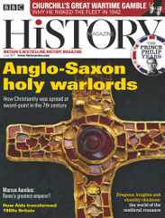 Bbc History Magazine Subscription June 1st, 2021 Issue