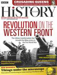 Bbc History Magazine Subscription March 1st, 2021 Issue
