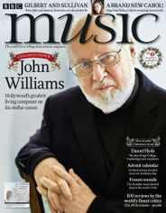 BBC Music Magazine Subscription November 2nd, 2020 Issue