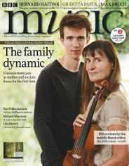 BBC Music Magazine Subscription October 1st, 2020 Issue