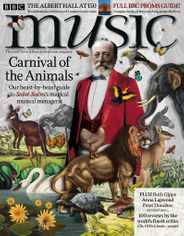 BBC Music Magazine Subscription August 1st, 2021 Issue