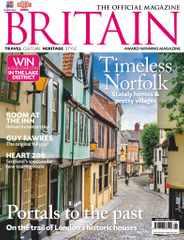 Britain Magazine Subscription November 1st, 2020 Issue
