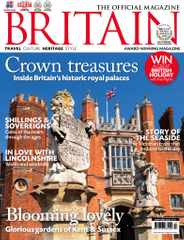 Britain Magazine Subscription May 1st, 2021 Issue