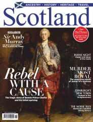Scotland Magazine Subscription November 1st, 2020 Issue