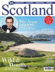 Scotland Magazine Subscription January 1st, 2021 Issue