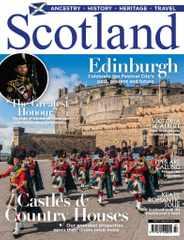 Scotland Magazine Subscription July 1st, 2021 Issue