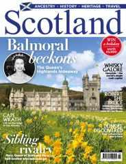 Scotland Magazine Subscription March 1st, 2021 Issue