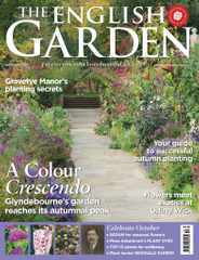 The English Garden Magazine Subscription October 1st, 2020 Issue