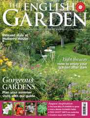 The English Garden Magazine Subscription August 1st, 2021 Issue