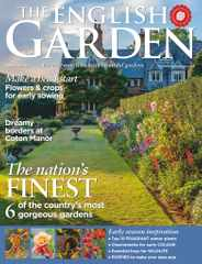The English Garden Magazine Subscription February 1st, 2021 Issue