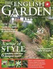 The English Garden Magazine Subscription January 1st, 2021 Issue