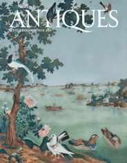 The Magazine Antiques Magazine Subscription September 1st, 2020 Issue
