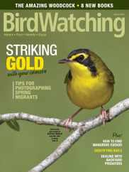 Birdwatching Magazine Subscription March 1st, 2021 Issue