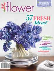 Flower Magazine Subscription March 1st, 2015 Issue
