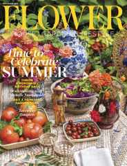 Flower Magazine Subscription July 1st, 2021 Issue