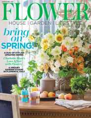 Flower Magazine Subscription March 1st, 2021 Issue